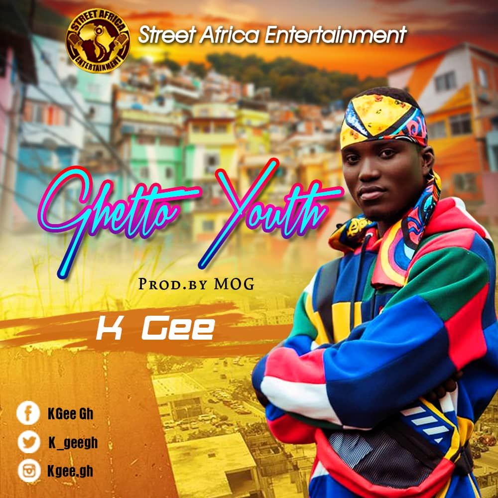 KGee - Ghetto Youth (Prod. by MOG Beatz)